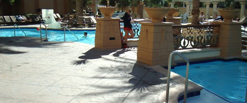 Pool Deck Makeovers